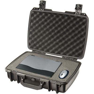 Peli-Storm iM2370 maleta con espuma, negra