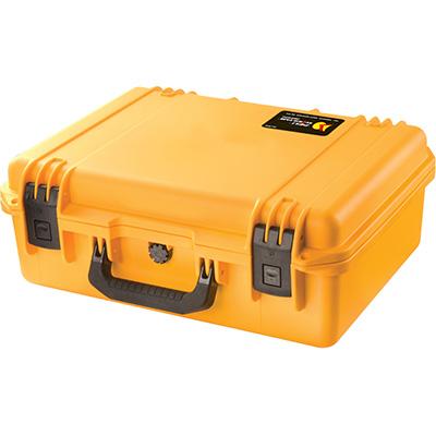 Peli-Storm iM2400 maleta con espuma, amarilla