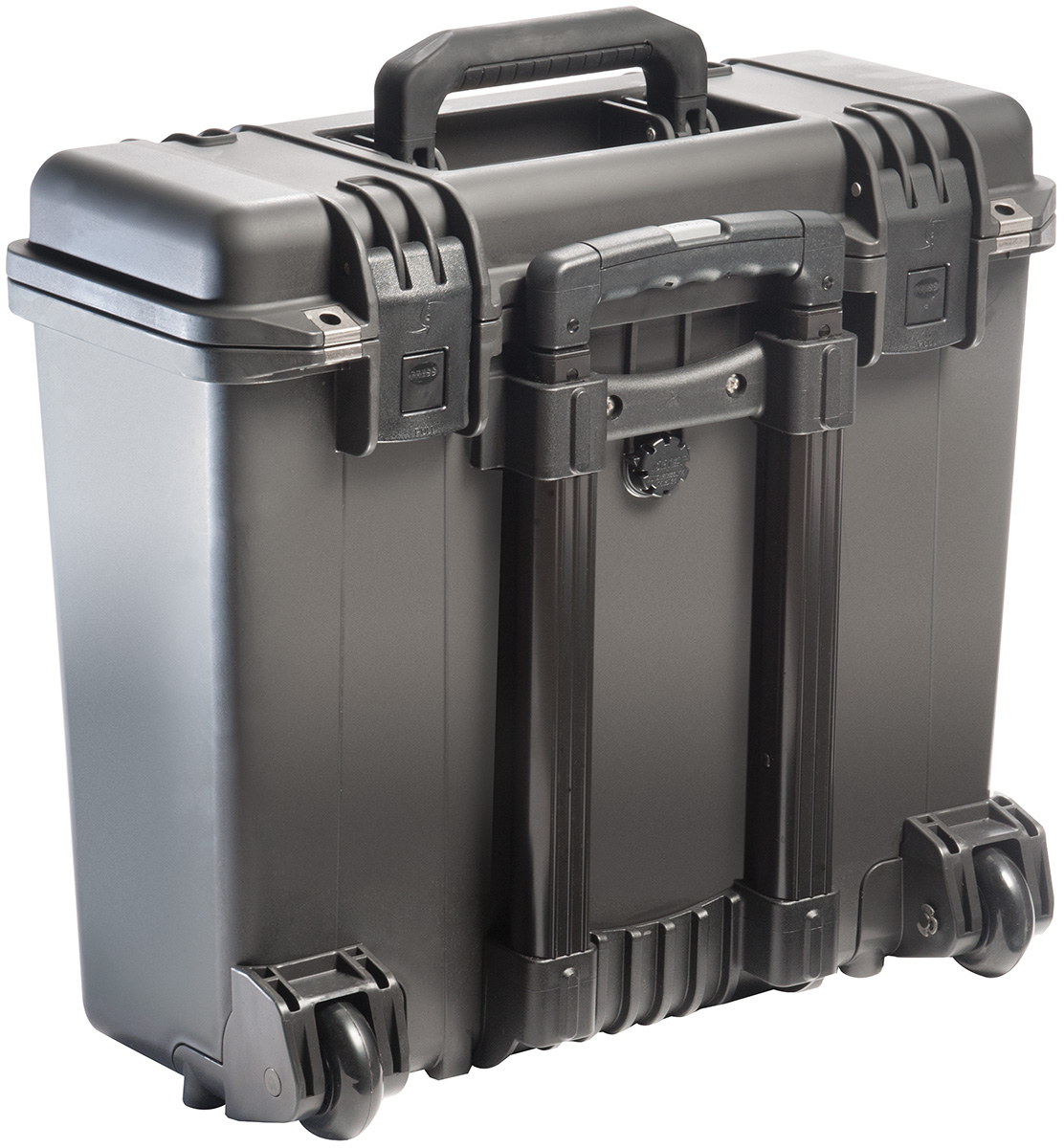 pelican peli products iM2435 hard rolling travel document case
