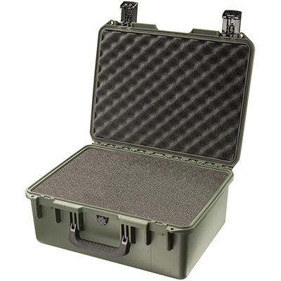 pelican peli products iM2450 storm waterproof hard gun camera case