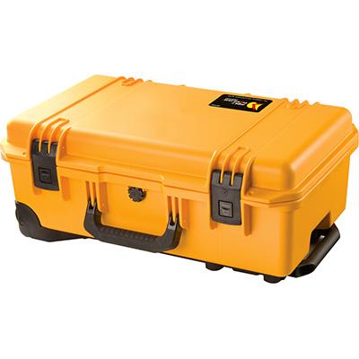 Peli-Storm iM2500 maleta con espuma, amarilla