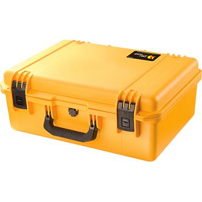 Peli-Storm iM2600 maleta con espuma, amarilla