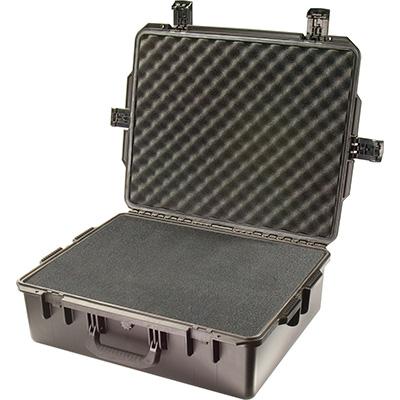 Peli-Storm iM2700 maleta con espuma, negra