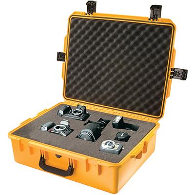 Peli-Storm iM2700 maleta con espuma, amarilla