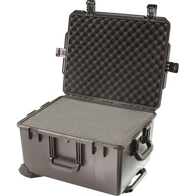 Peli-Storm iM2750 maleta con espuma, negra