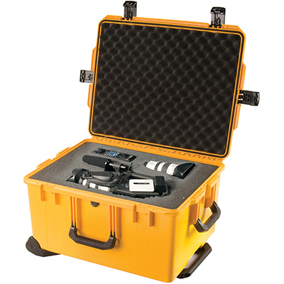 Peli-Storm iM2750 maleta con espuma, amarilla