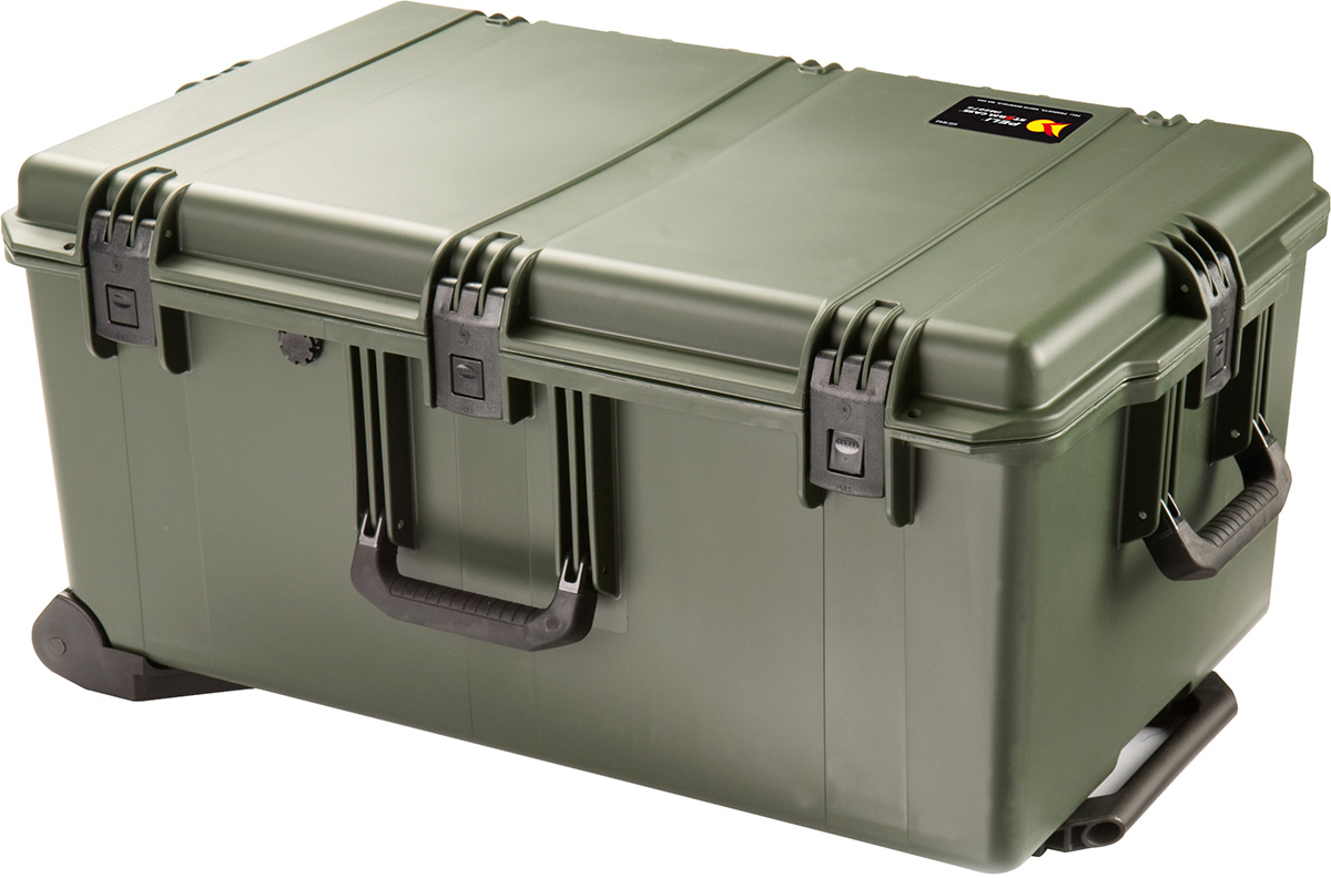 Hard Travel Case With Wheels