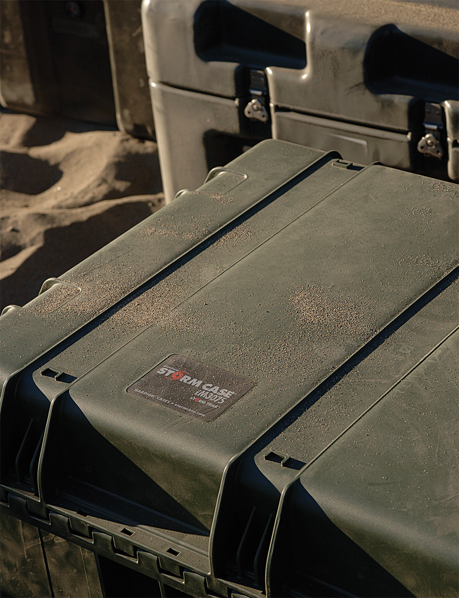 pelican peli products iM3075 hardigg rugged military us made case