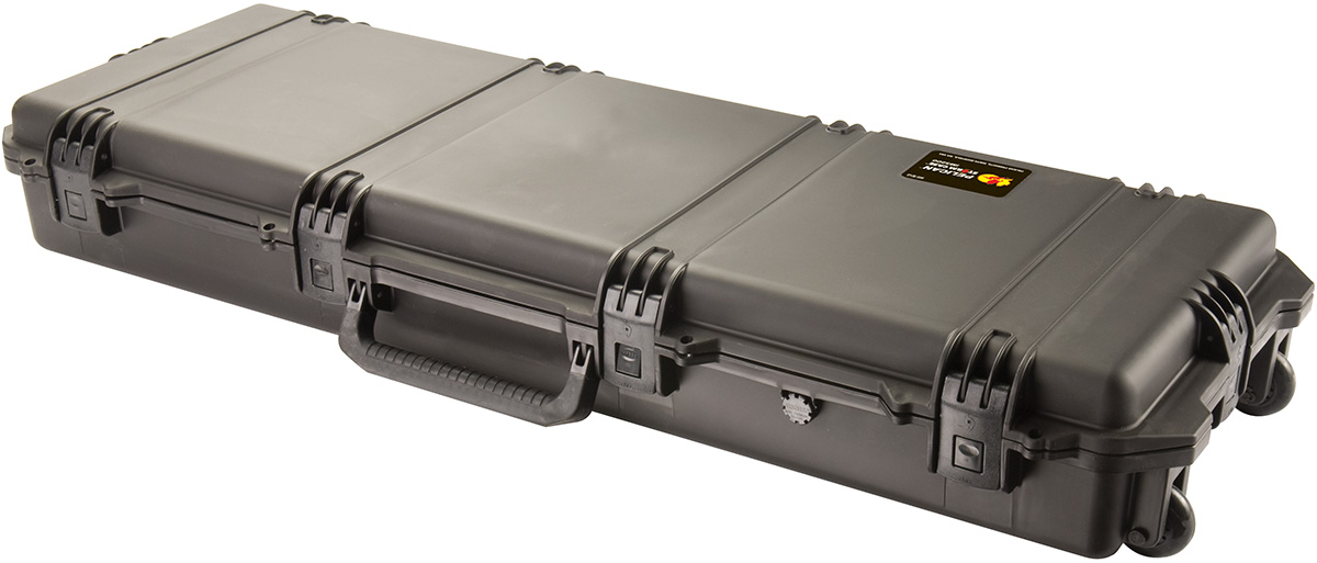 pelican peli products iM3200 hard hunting rifle shotgun case