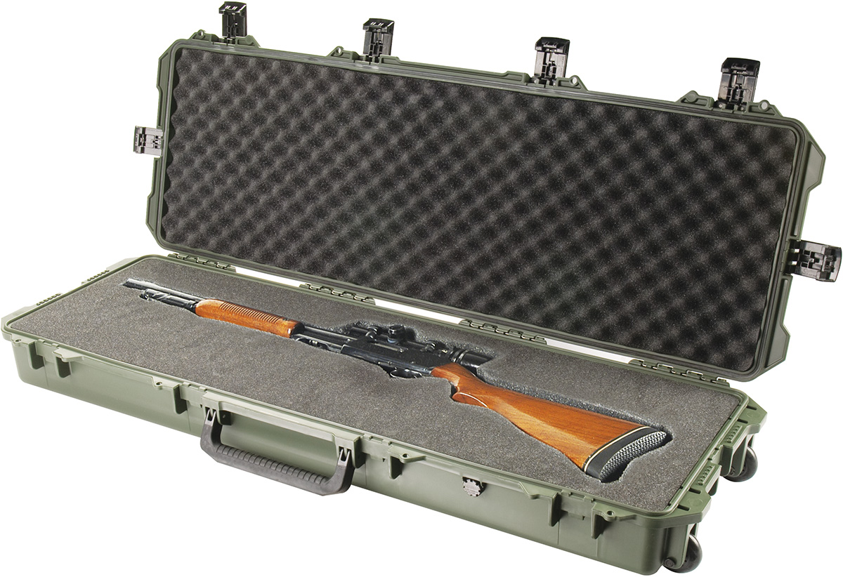 pelican peli products iM3200 hardigg storm hard shotgun gun case