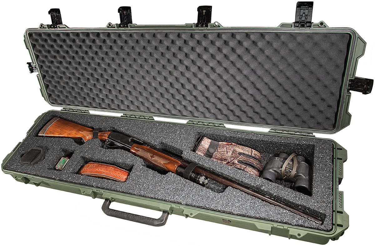 pelican peli products iM3300SGN shotgun hunting hard protective case