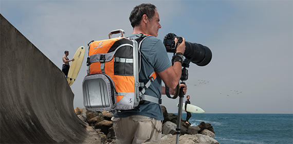 pelican products protective camera backpacks