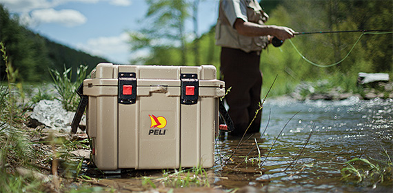 peli products large usa made fishing marine coolers