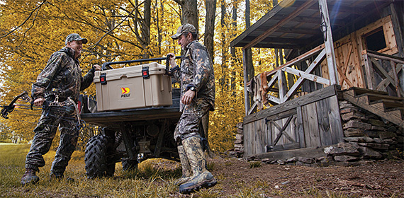 peli products rugged outdoor hunting cooler ice chests