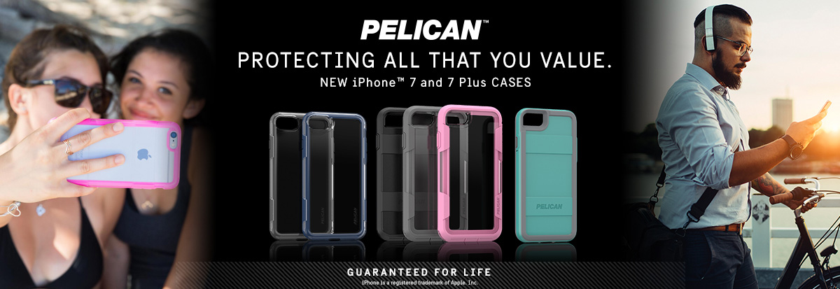 Pelican Products Rugged Protective Mobile Phone and Tablet Cases