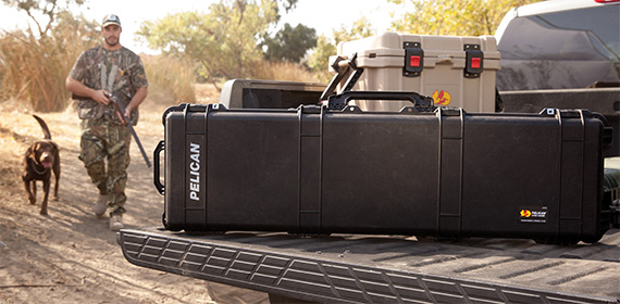 pelican products protector classic case rifle hard cases