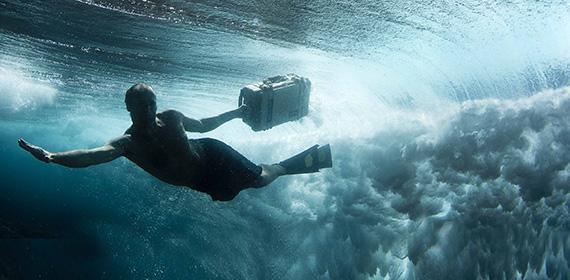 pelican products underwater waterproof hard cases