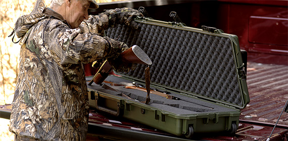 pelican products storm hunting long rifle hardcases