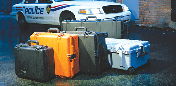 pelican products hardigg storm police protective gun cases